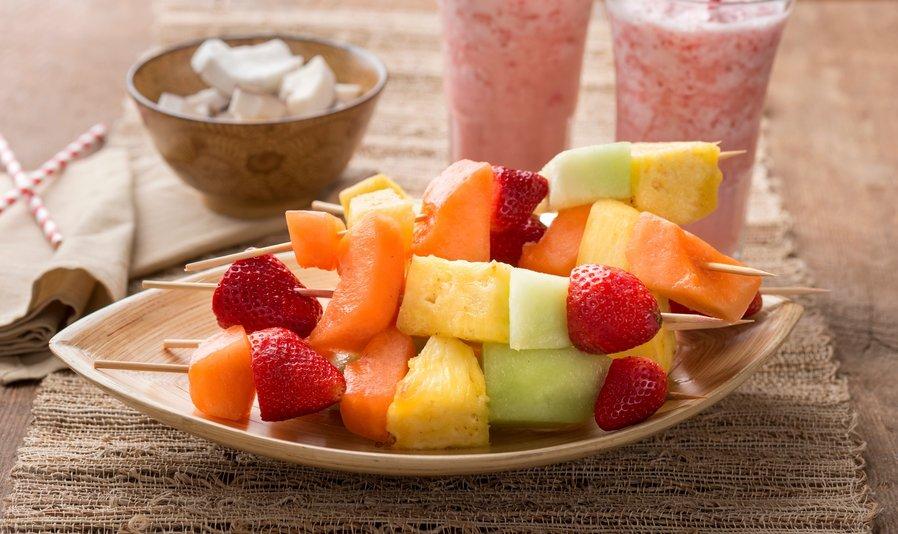 C mo decorar platos con fruta - Como decorar platos ...