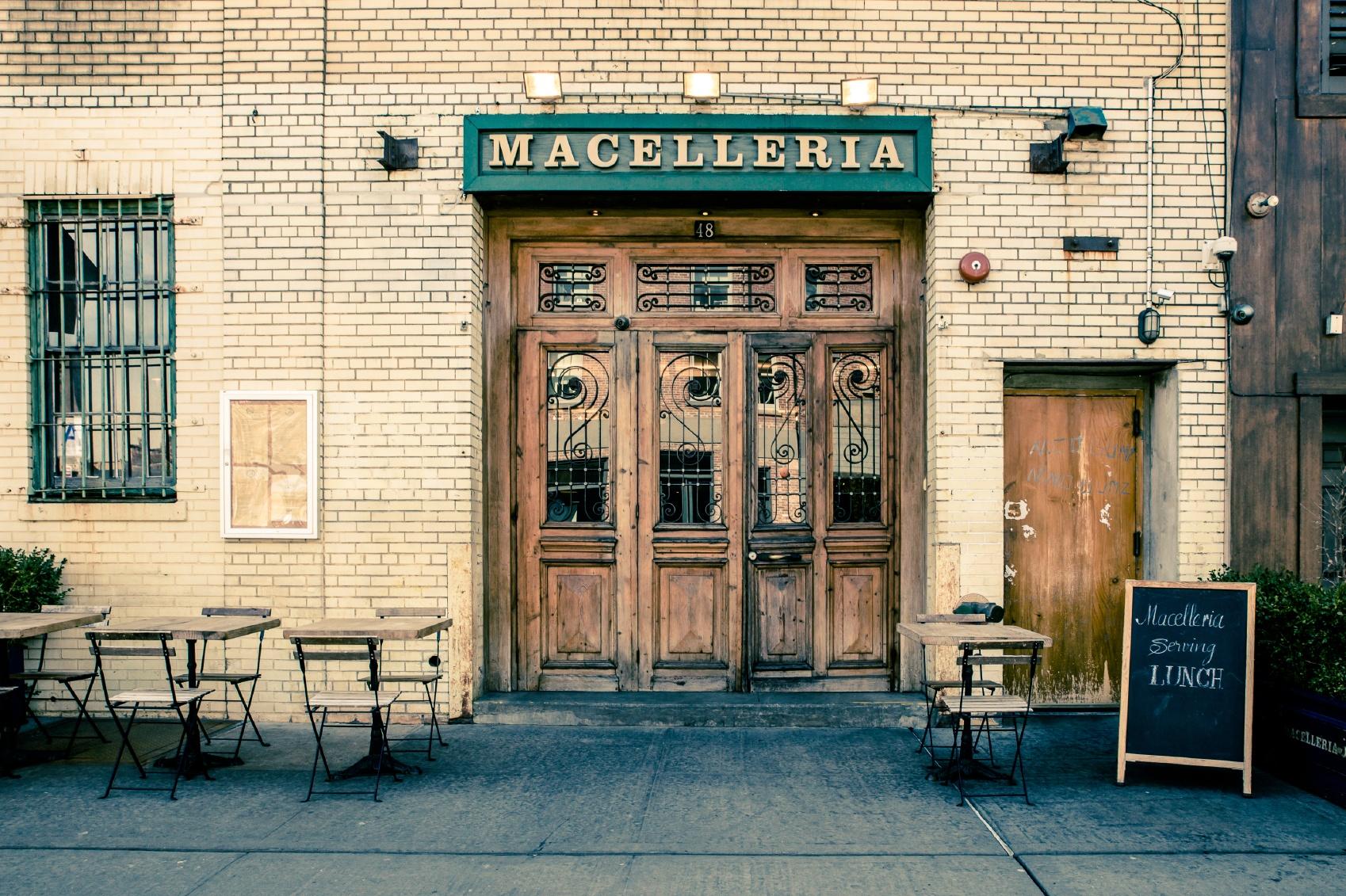 Qu se entiende por un dise o de restaurantes vintage for Que se entiende por arquitectura