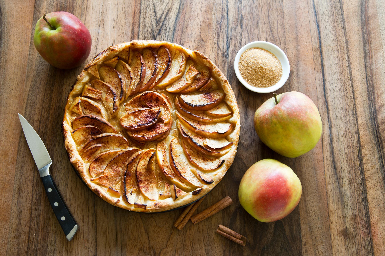 Tarta de manzana: un postre clásico de origen incierto