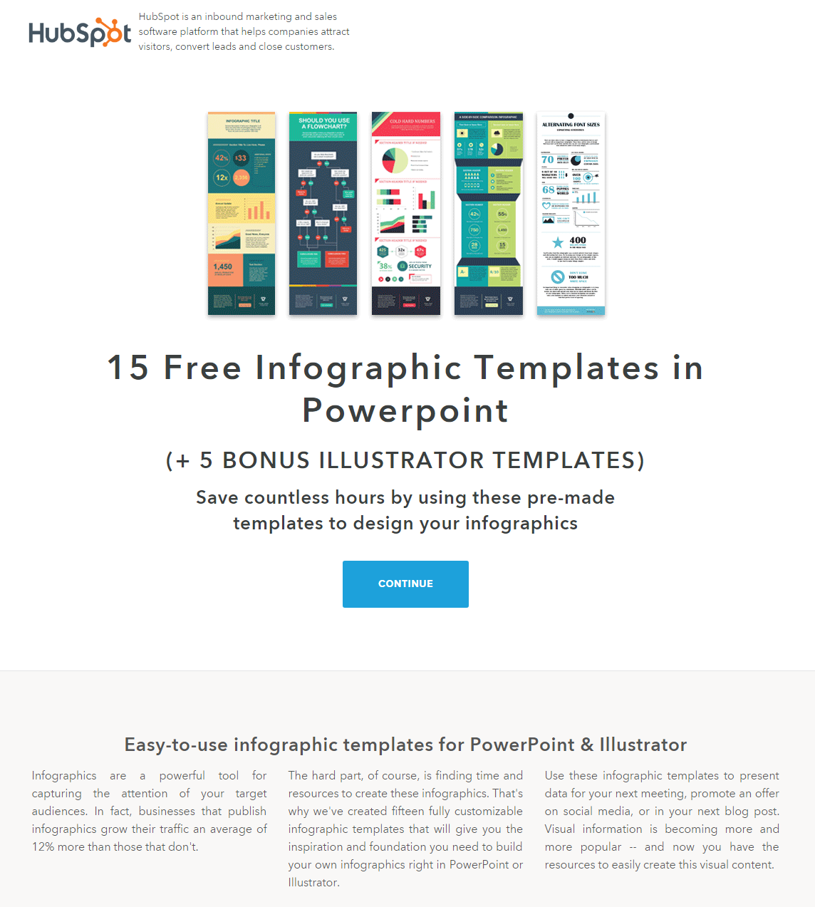 Free templates for Lead Generation