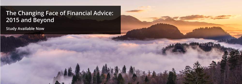 New CI Study: The Changing Face of Financial Advice: 2015 and Beyond