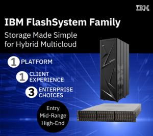 Takeaways from the IBM worldwide storage launch