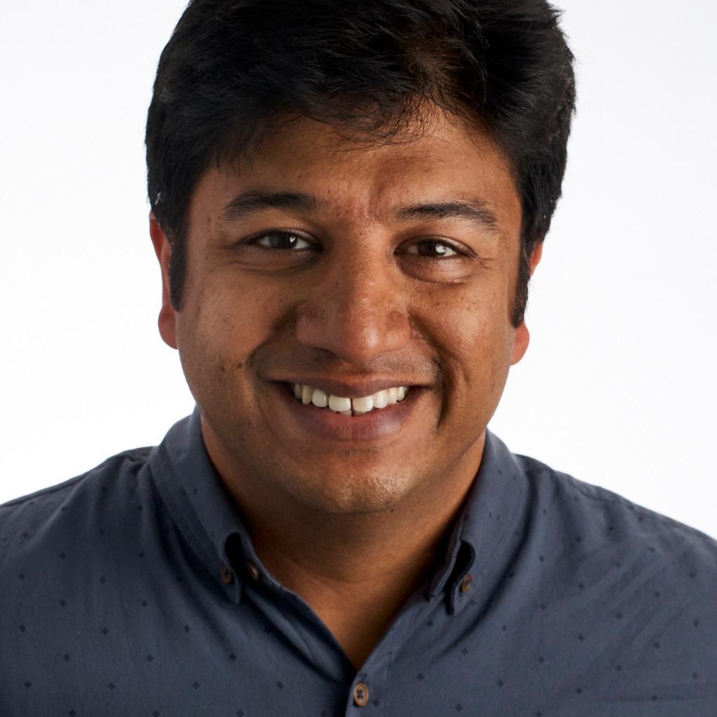 Ankur Gupta, CEO