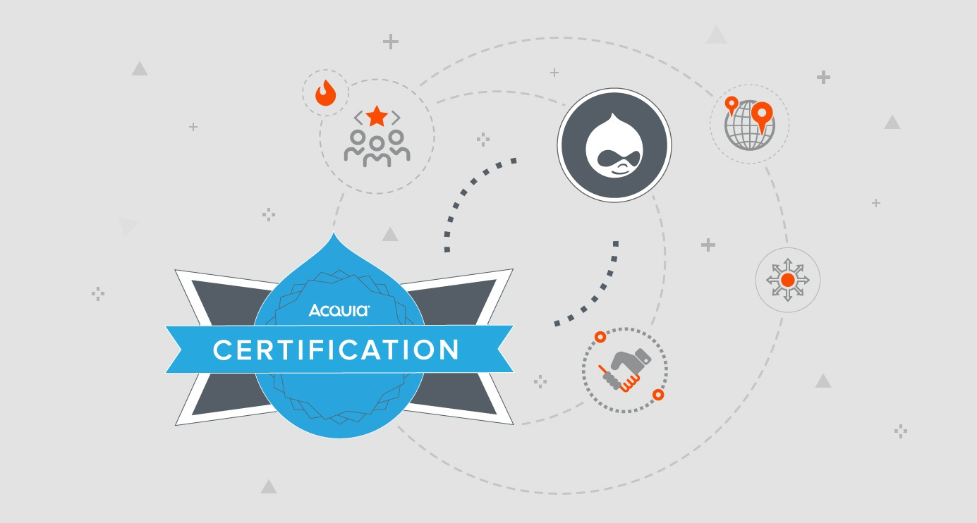 How acquia certifications reformed drupal outsourcing xflitez Gallery