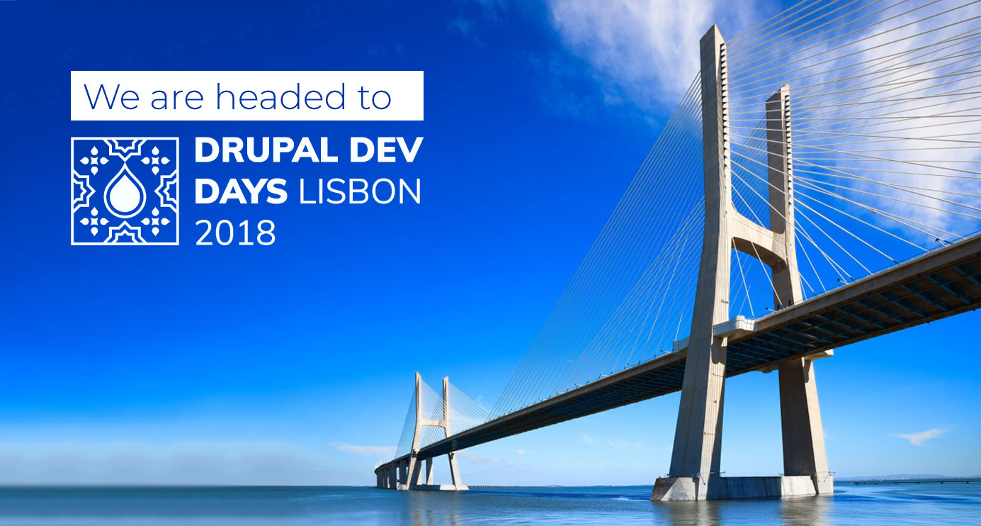Axelerant At Drupal Developer Days Lisbon 2018