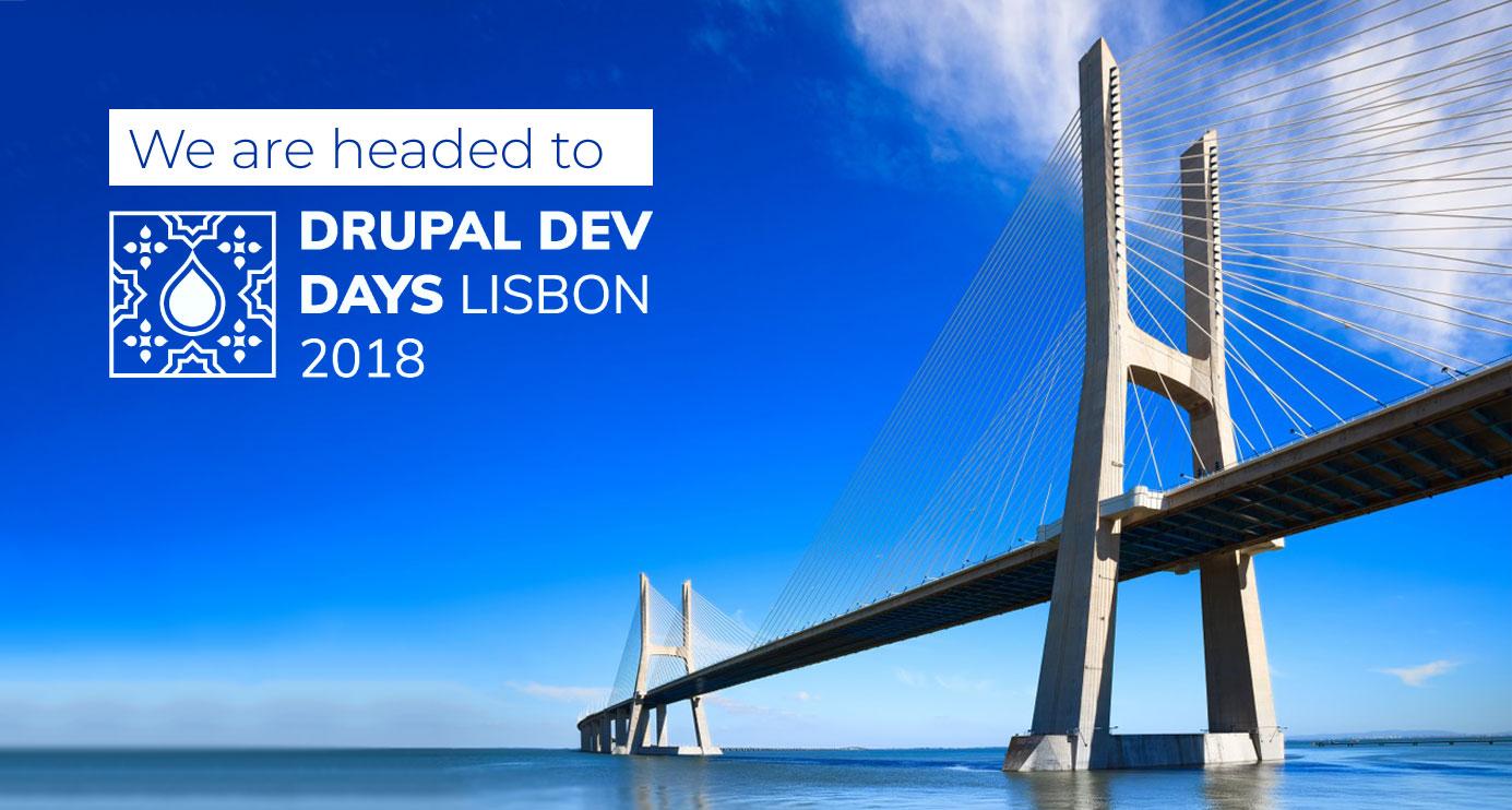 Axelerant At Drupal Developer Days Lisbon 2018