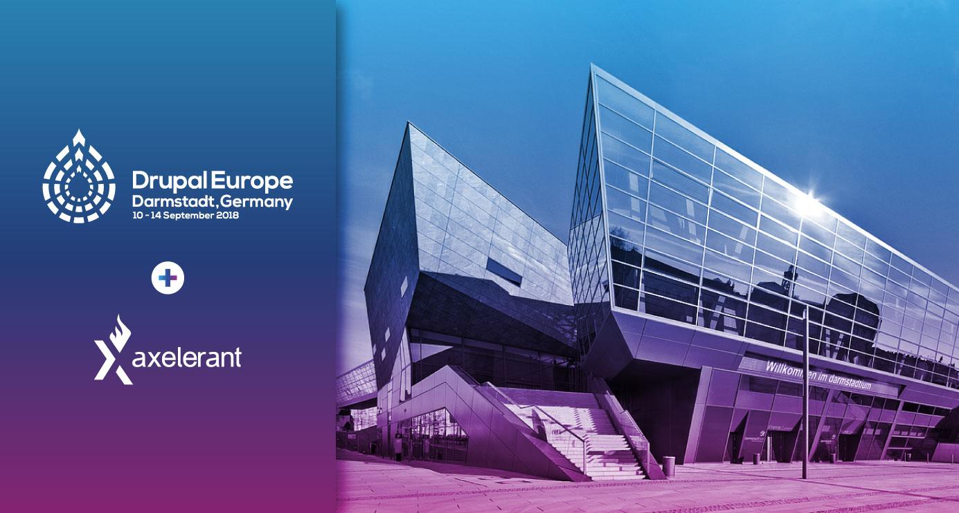 Axelerant-Drupal-Europe-2018