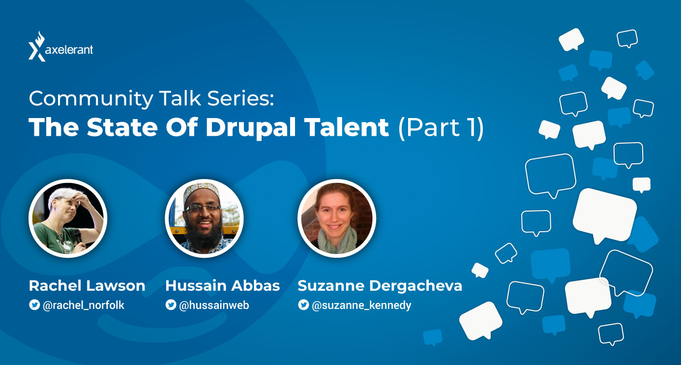 The State of Drupal Talent: Part 1