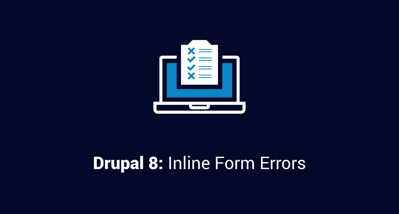 Drupal-8-Inline-Form-Errors