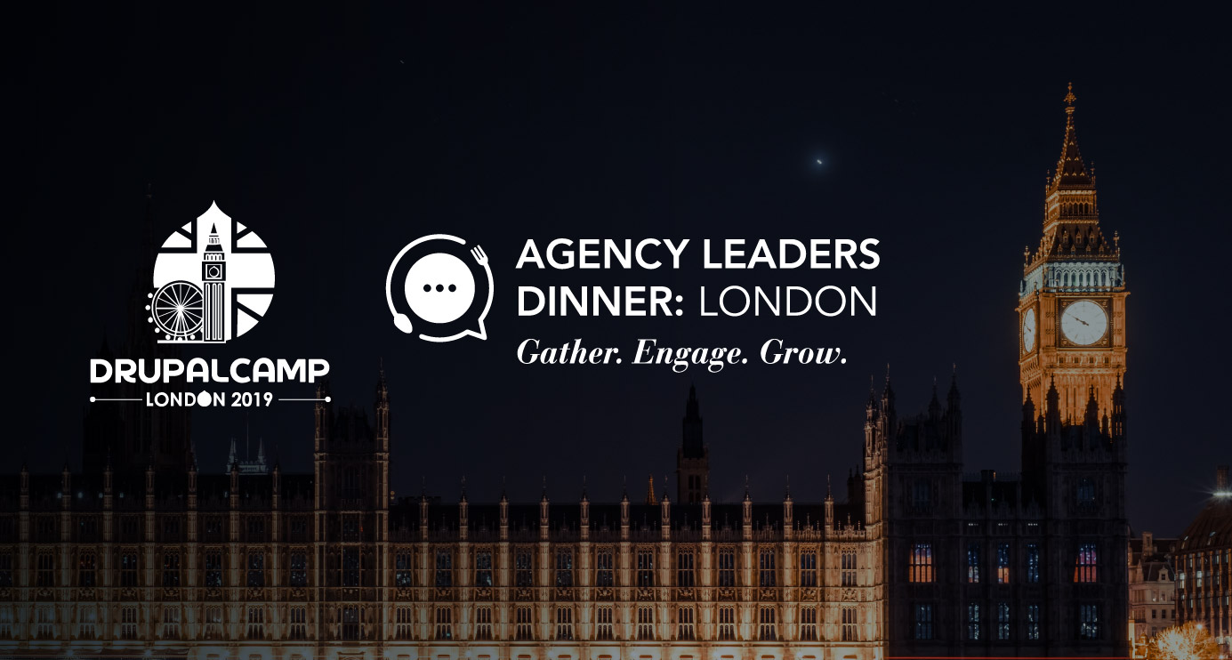 DrupalCamp-London-2019-Agency-Leaders-Dinner