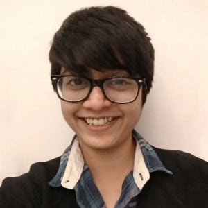 Madhura Birdi, Marketing Associate