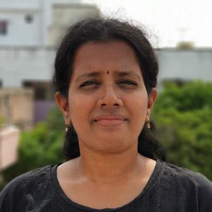 Sujatha Varadharajan, QA Analyst - L2