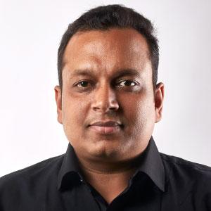 Piyush Poddar, Director of Partnerships
