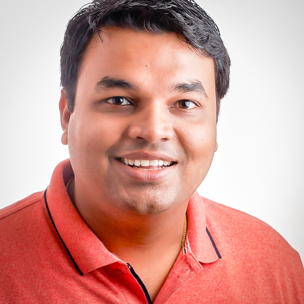 Swarad Mokal, Back-end Developer