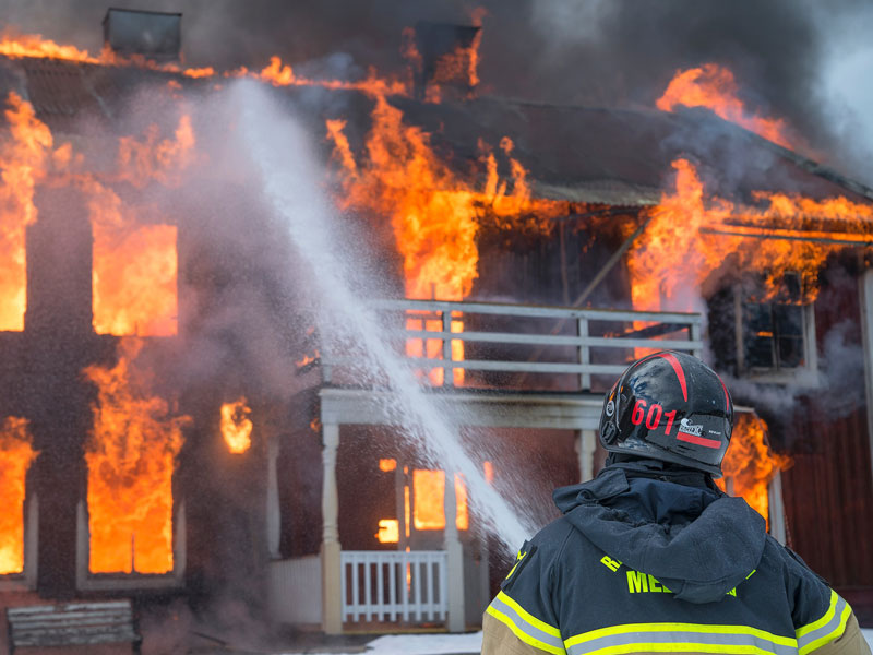 Fires in Massachusetts - Are They on the Rise?