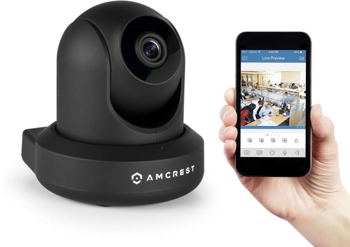 5 Best PTZ Security Cameras for Using Outdoors and Indoors in 2020