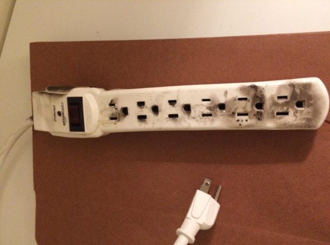 How To Keep Your Power Strips From Catching Fire