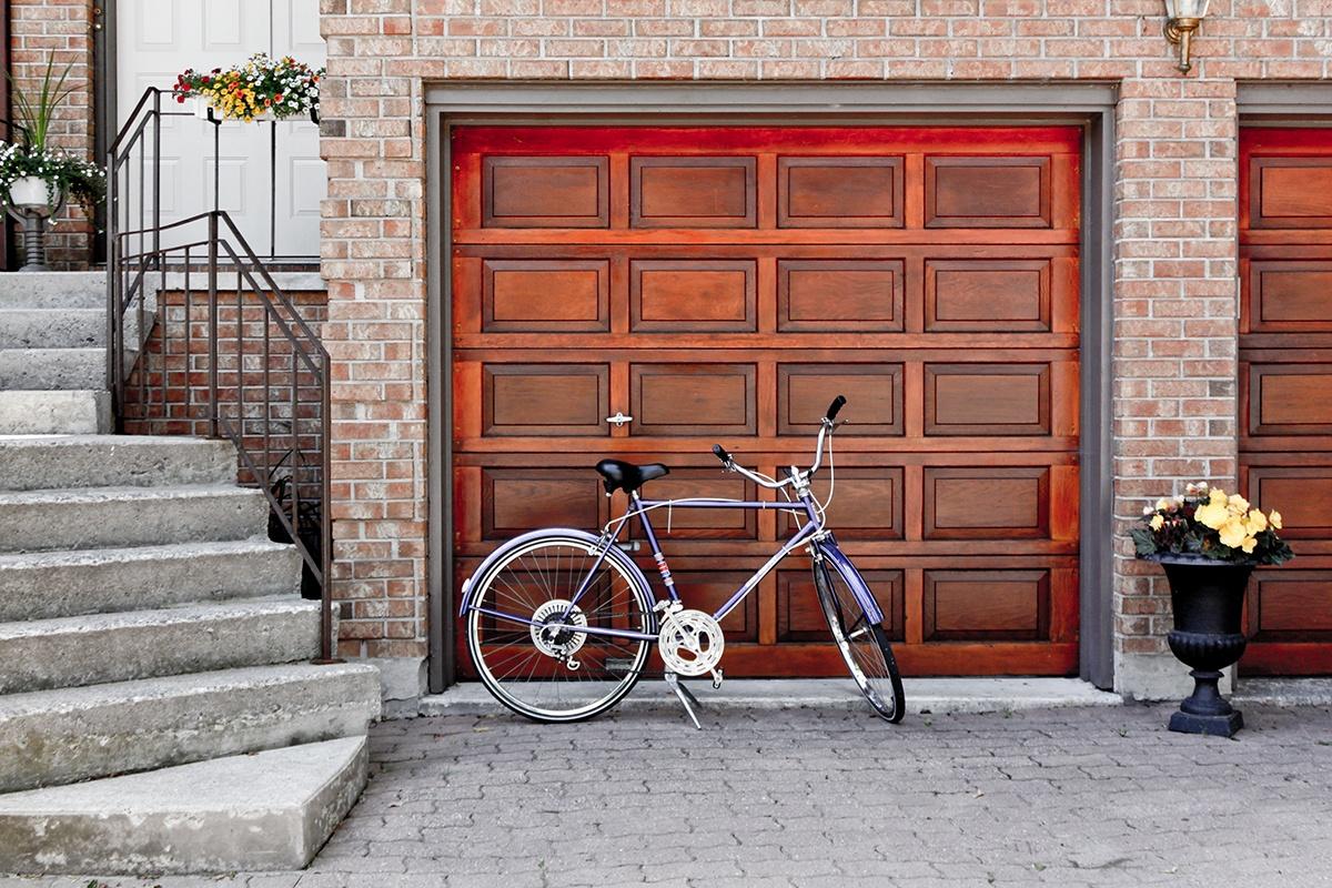burglar proof your garage: garage door security guide