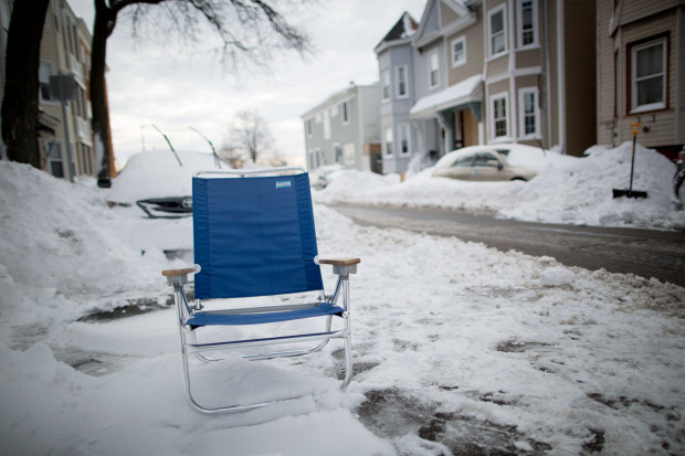 Boston Space Savers: What Are They?