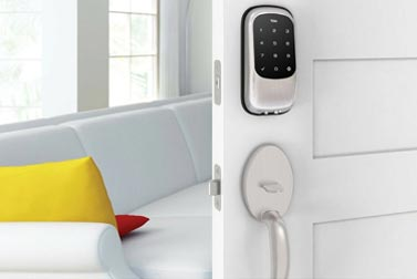 Smart Home Automation System Door Lock