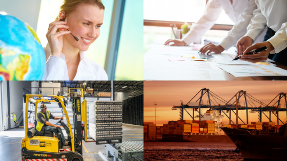Freight Broker, Freight Forwarder, Freight Consultant
