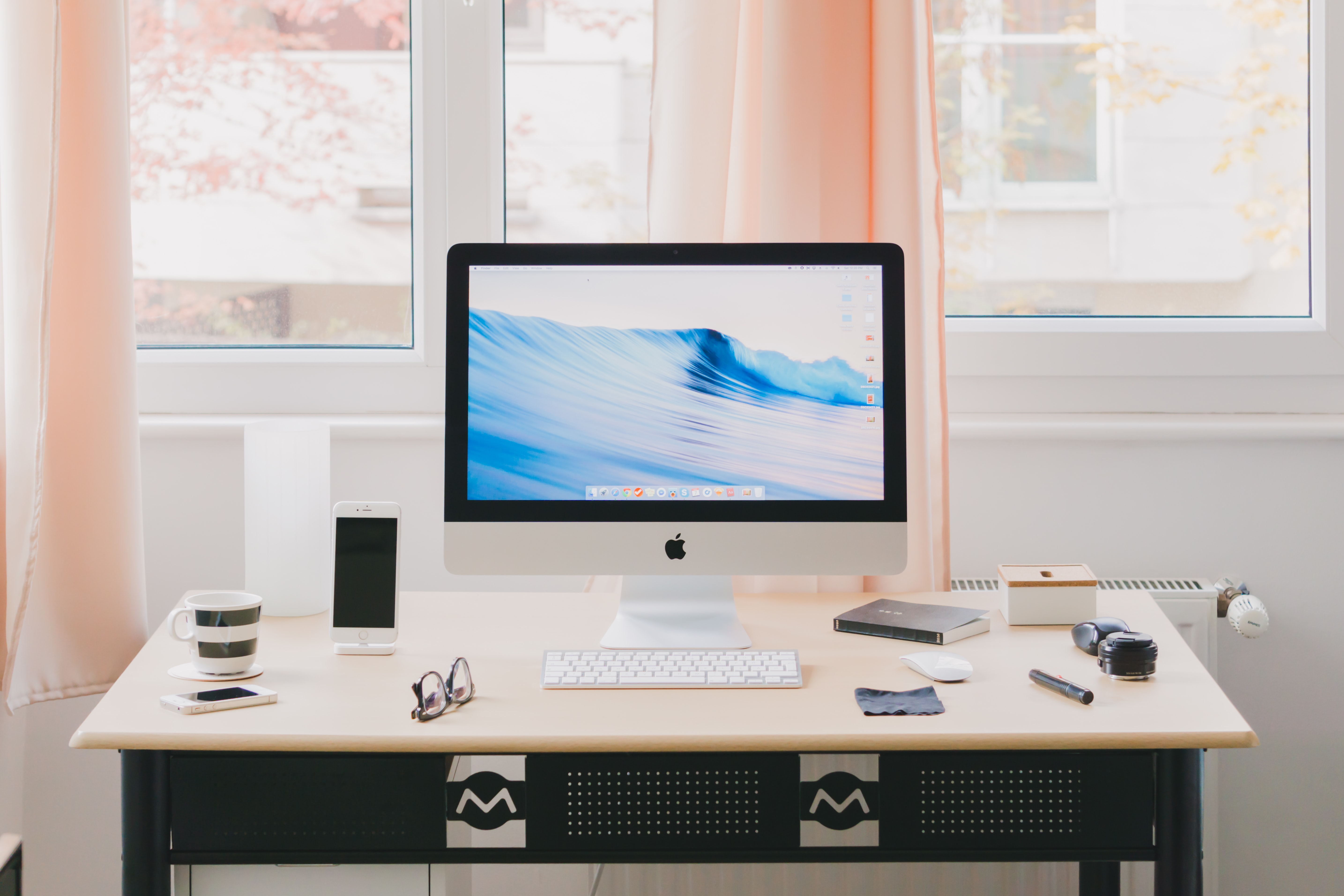 Monitors, keyboards, and mice are just a few of the home office items seeing growth during this time.