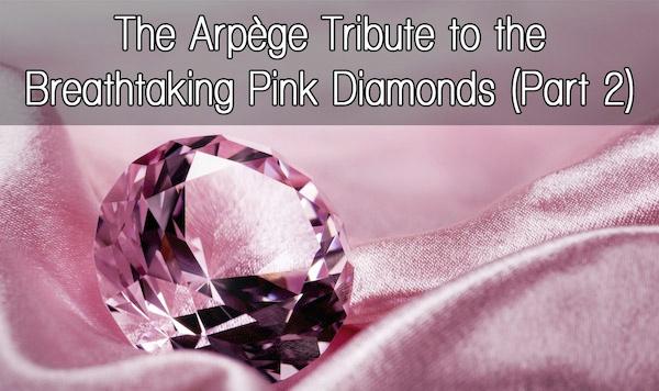 pink diamonds