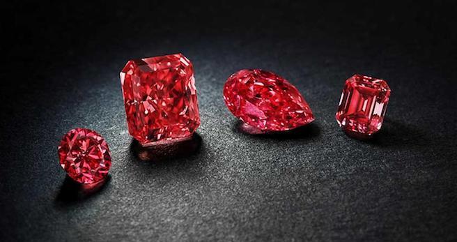 loose colored diamonds