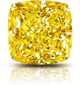 the sarah yellow diamond