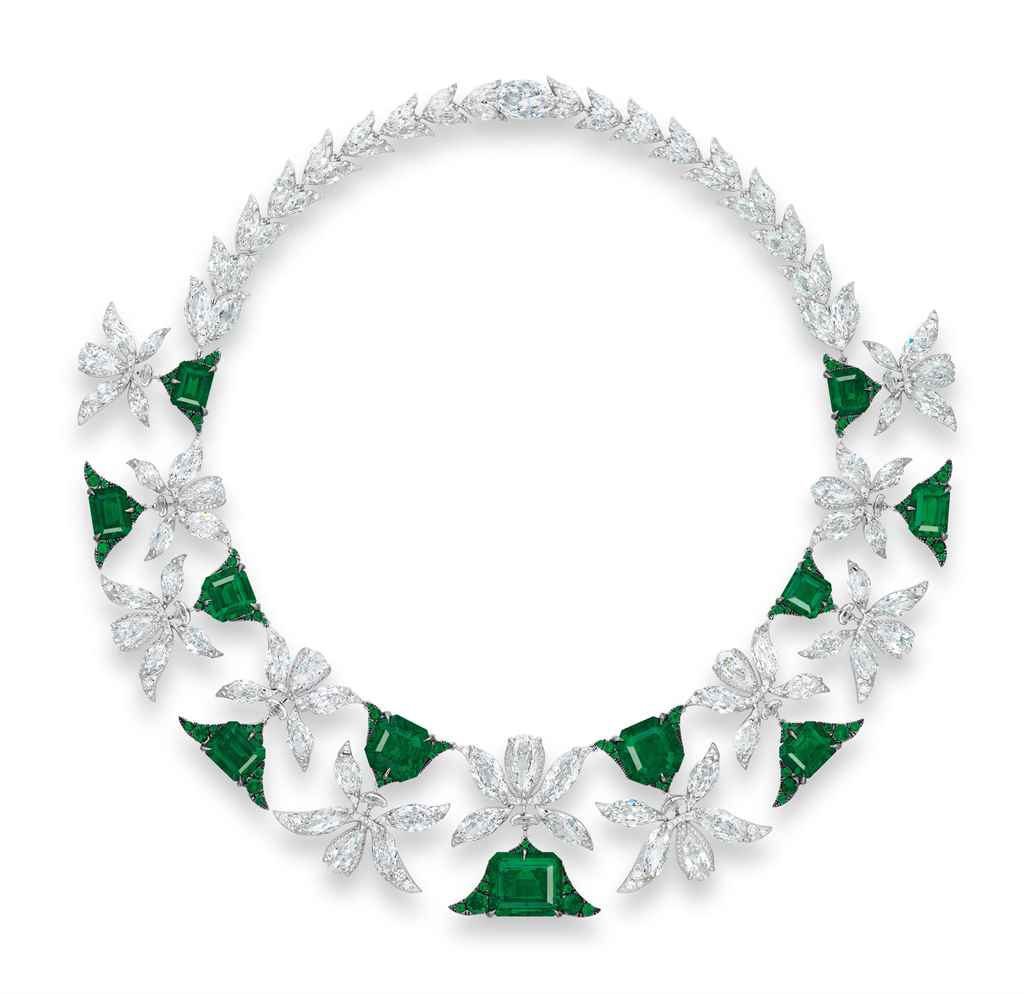 The Magnificent Palmette Necklace