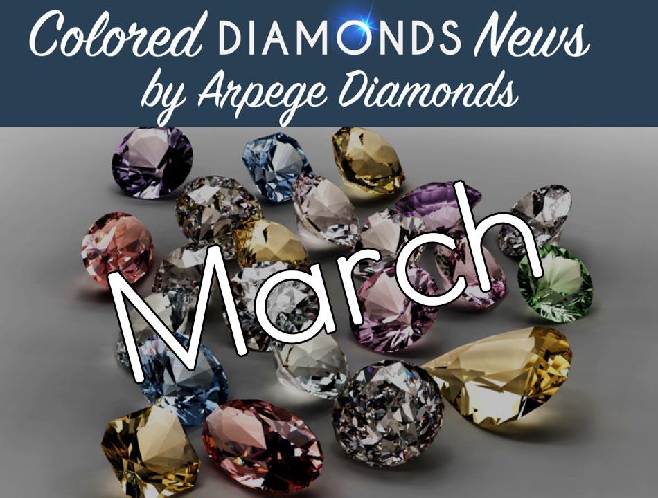 colored diamonds news