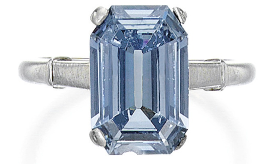 blue diamond sotheby's