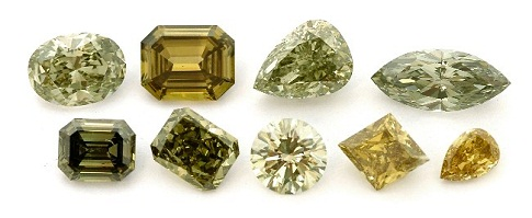 chameleon diamond colors