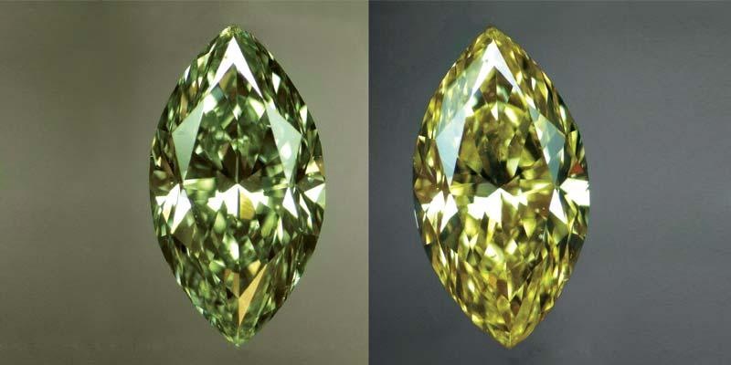 chameleon diamonds heat