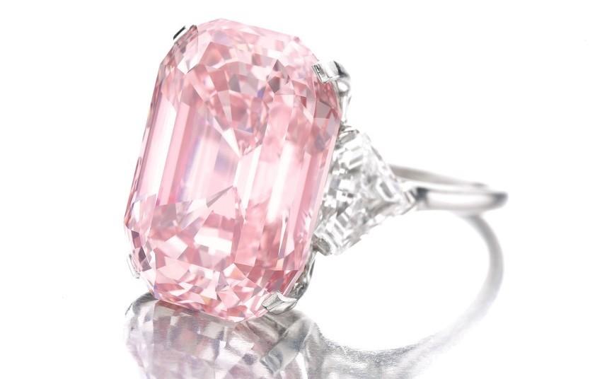 graff pink diamond