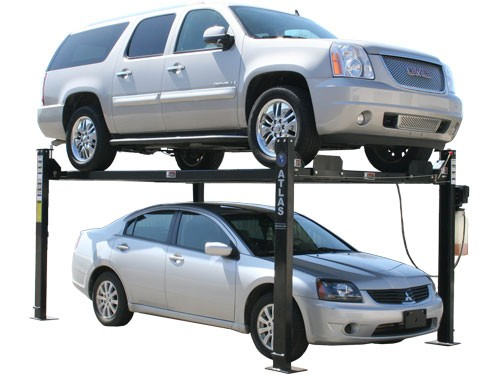 Garage Accessories Auto Lifts Hydraulic Car Lifts