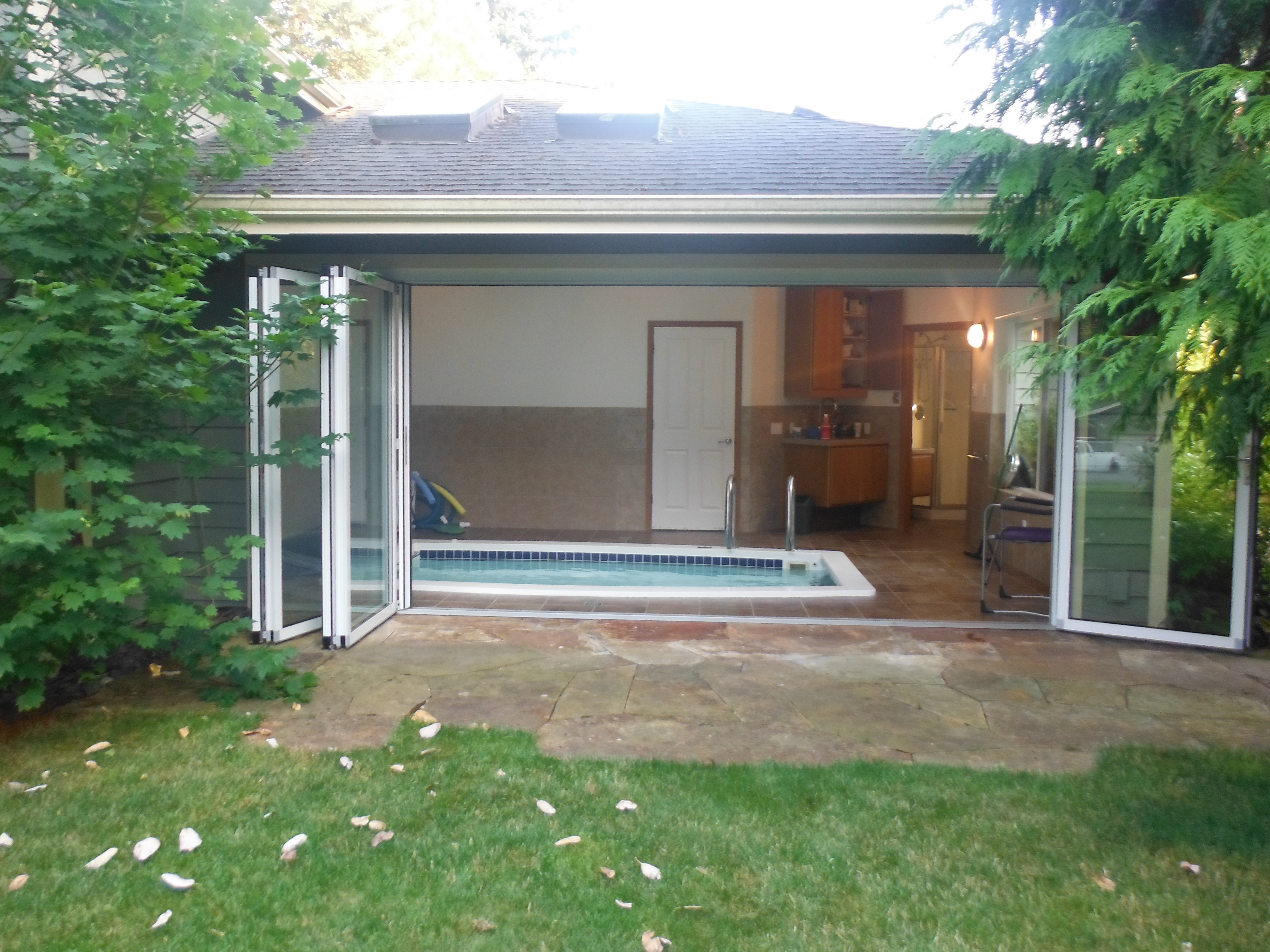 Swimex pool cost vs endless pool cost which has more value for Swimming pool installation seattle