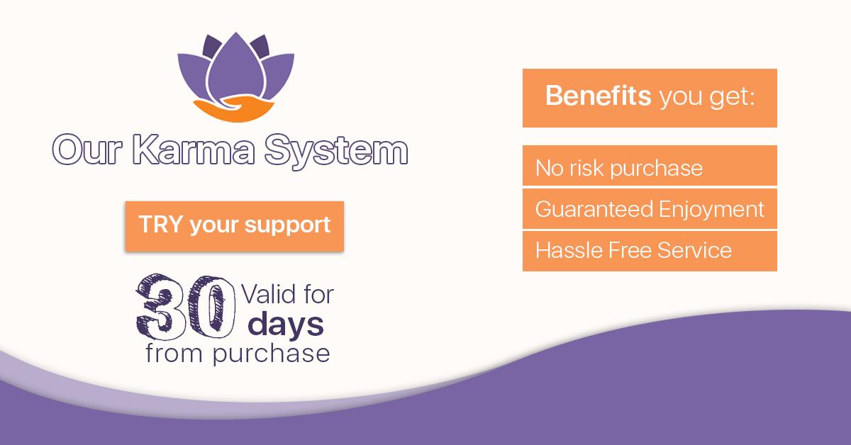 Essential Wellness Karma System