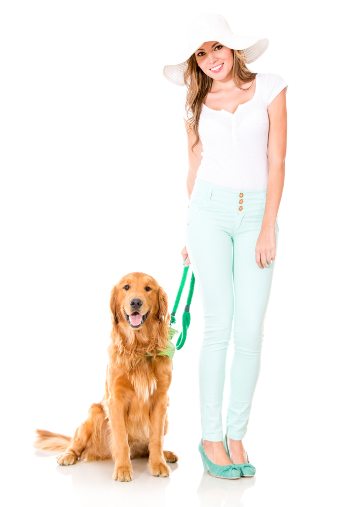 Product Highlights - Walking your dog with an injured leg