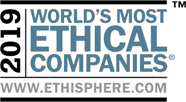 2019 Most Ethical Companies Logo