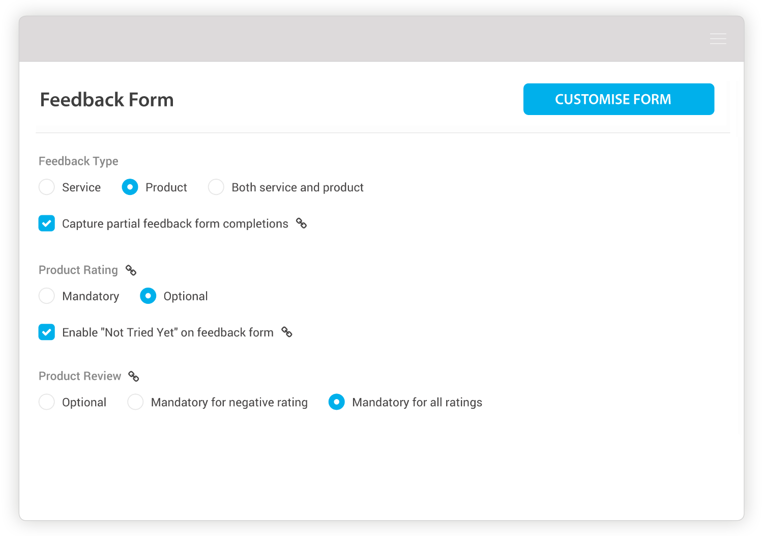 Personalise_every_message_FEEDBACK_FORM