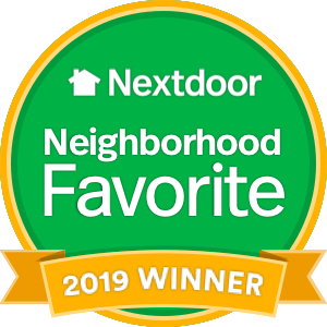 Nextdoor Neighborhood Favorite 2018-2019 Tampa FL