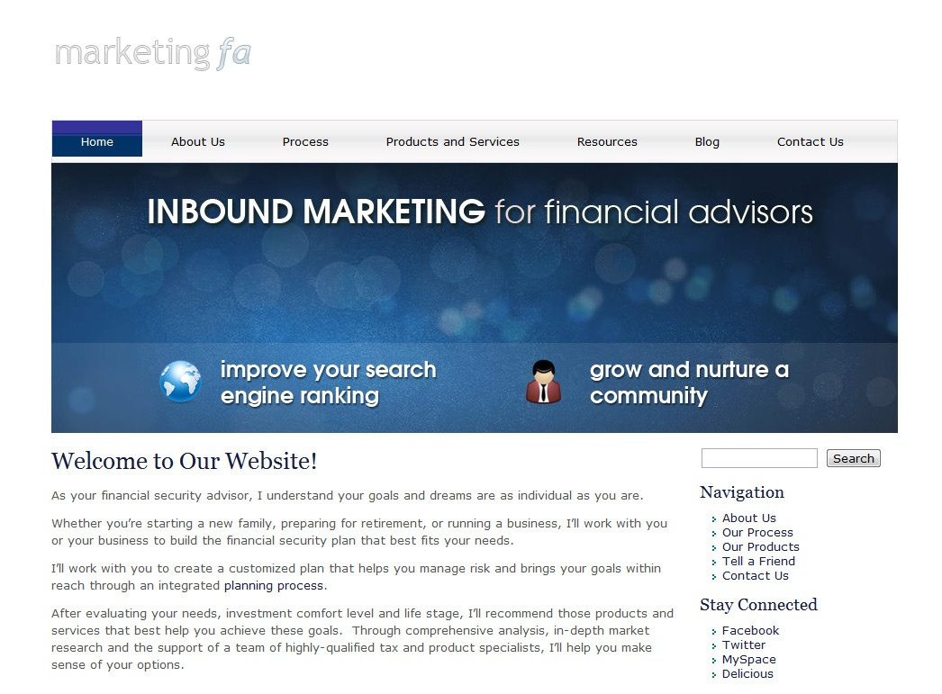 Advisor Websites launches 3 new themes