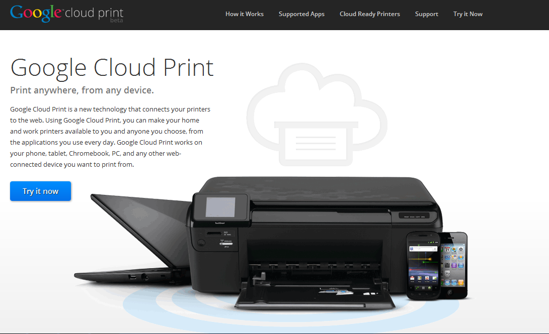 the technology of cloud printing The hubcast cloud print solution addresses the printing needs of every  of  global print service providers, innovative print management technology, and.