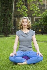 Meditation: out in the open