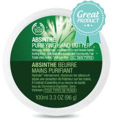 Absinthe Purifying Hand Butter