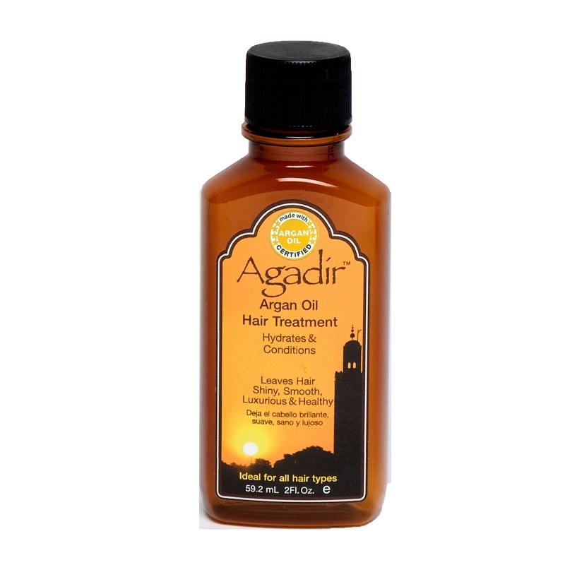 Hydrating hair care: Agadir