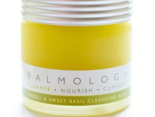 Cleansing and nourishing: Balmology