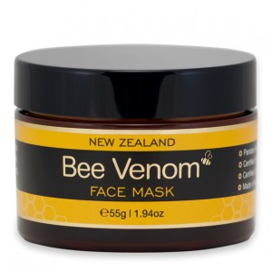 A beauty mask with a bit of a buzz about it.