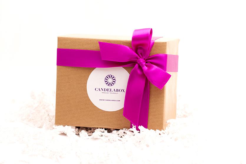 Fragrant treats: Candelabox